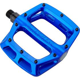 DMR V8 Pedales, dunkel blau metallic